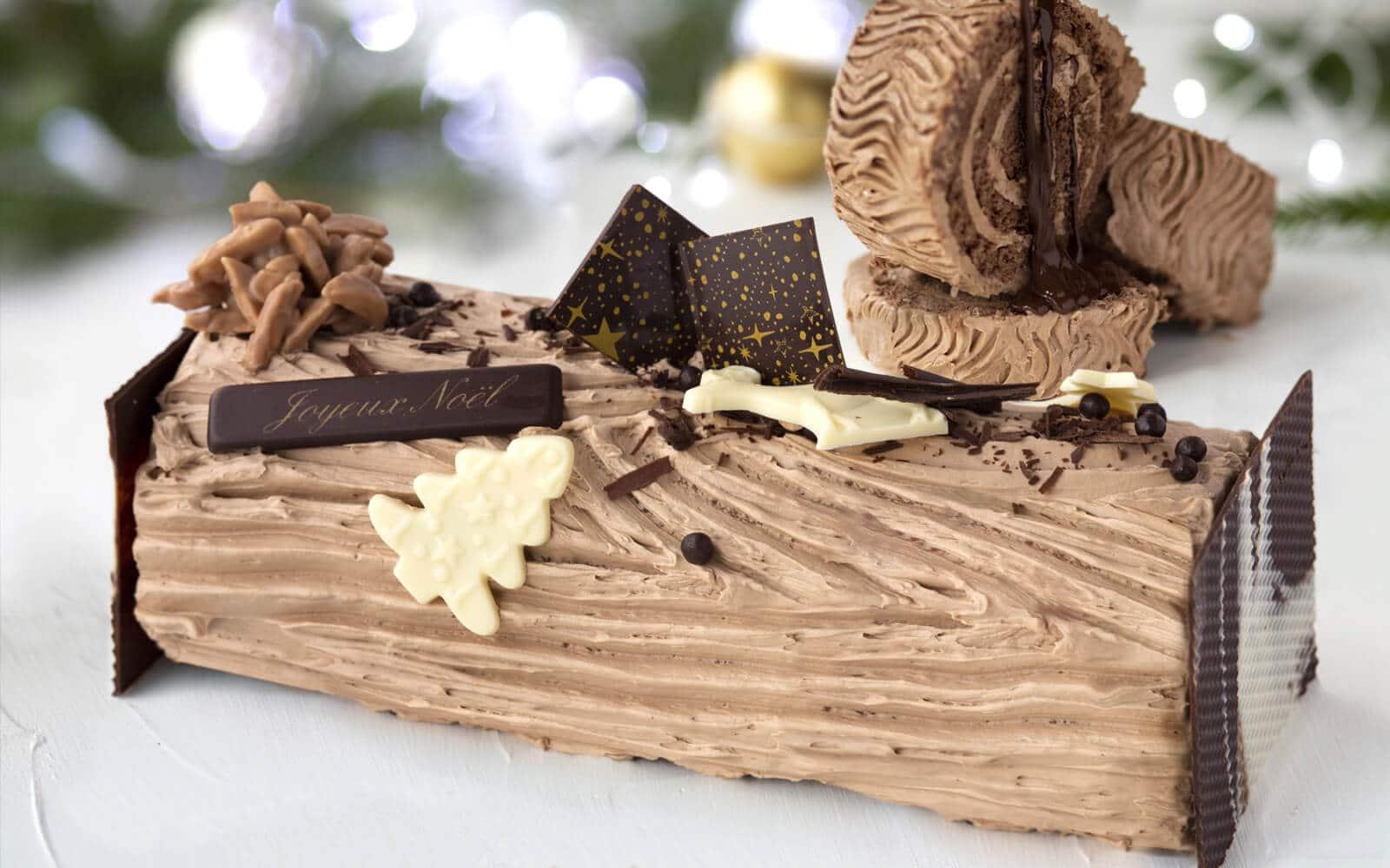 Bûche Choco Classique